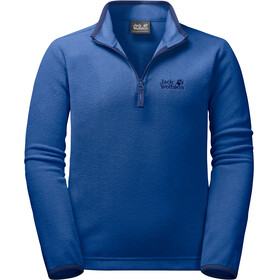 Jack Wolfskin Gecko Fleece Pullover Kids coastal blue